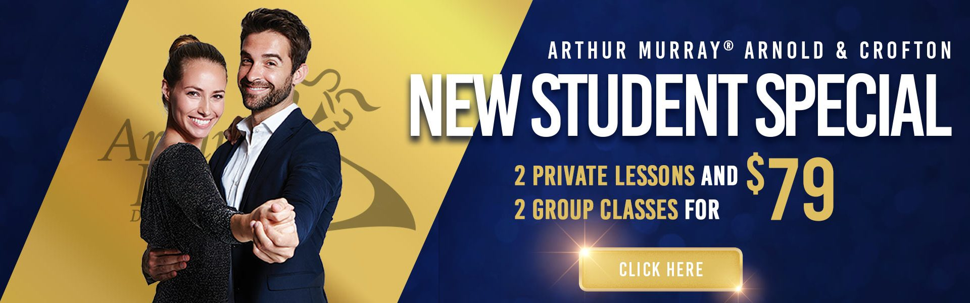 Arthur Murray Crofton New Student Special